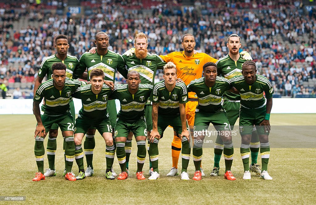 Portland Timbers v Vancouver Whitecaps : News Photo