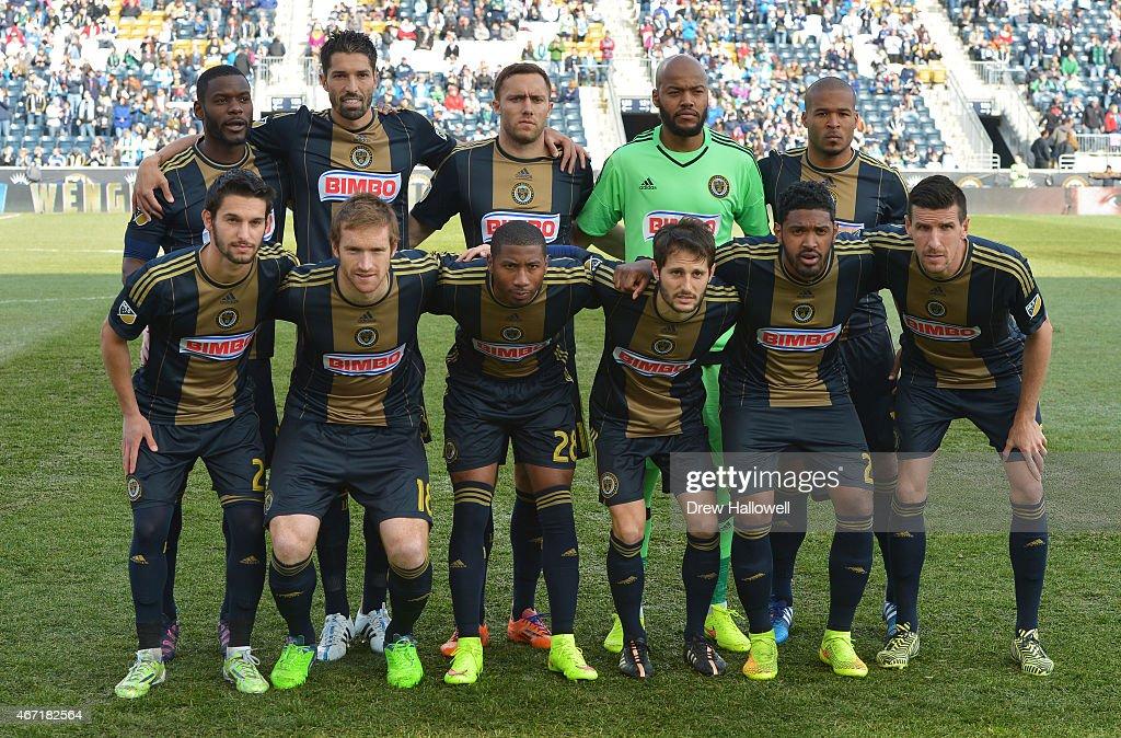 FC Dallas v Philadelphia Union : News Photo