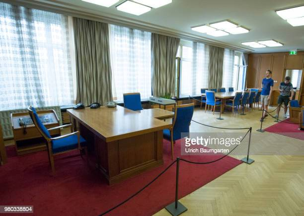The Stasi Museum in Berlin Informations about the work of the former Ministry of State Security in the history buildings of the Ministry The original...
