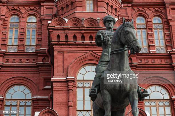 the state historical museum of russia - history museum stock pictures, royalty-free photos & images