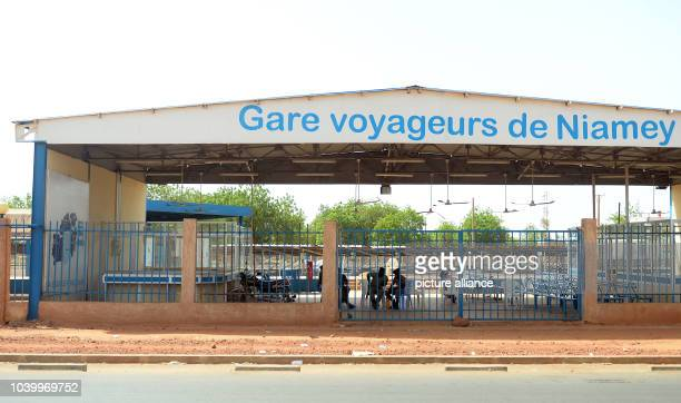 The station of Niamey Niger 2 May 2016 PHOTO BRITTA PEDERSEN/dpa | usage worldwide