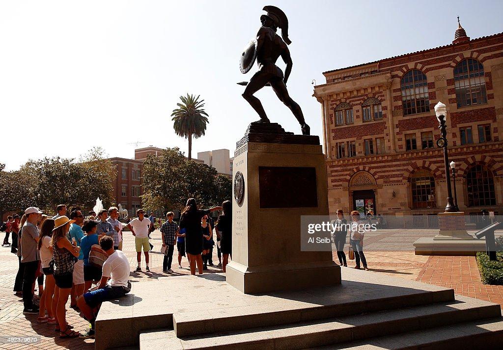 USC Campus : News Photo