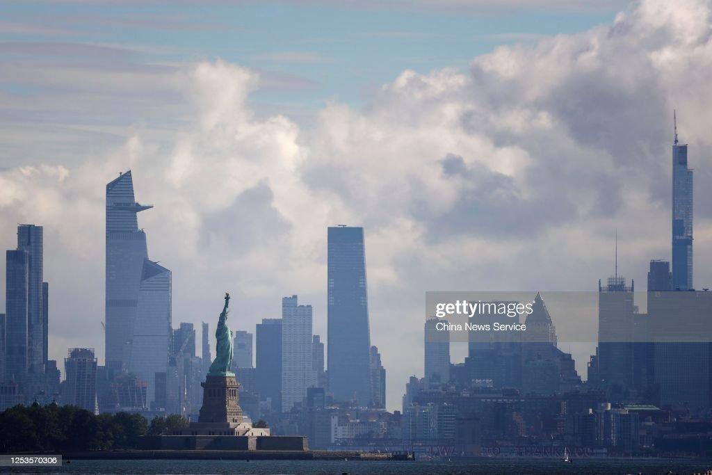 Daily Life In New York Amid The Coronavirus Outbreak : News Photo