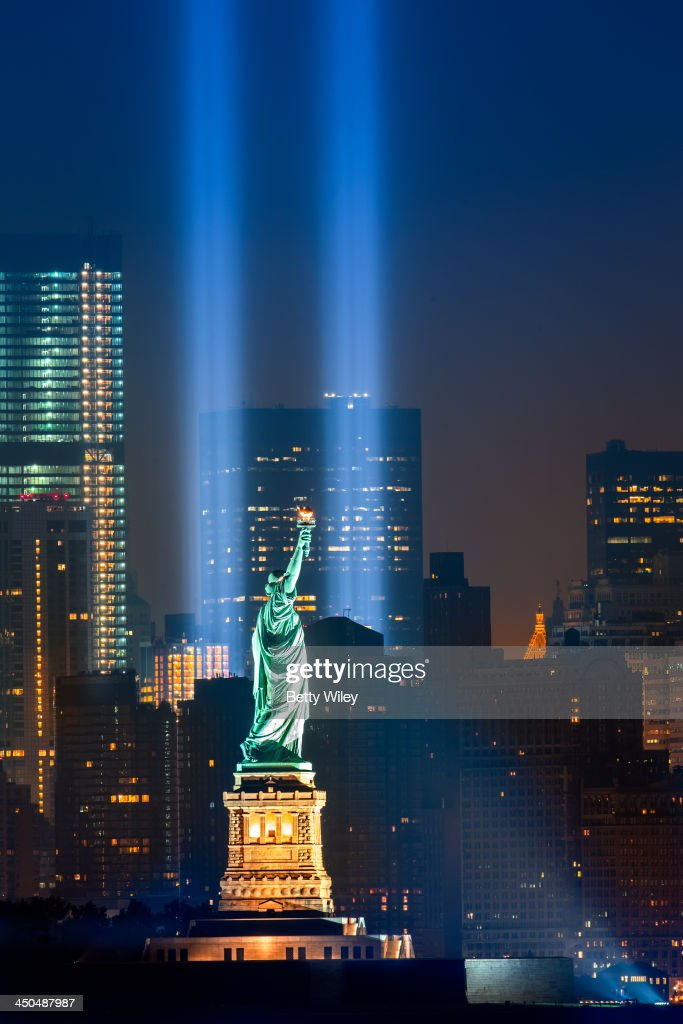 tribute in lights Pictures | Getty Images