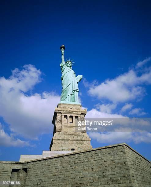 The Statue of Liberty, New York, New York State, USA, North America