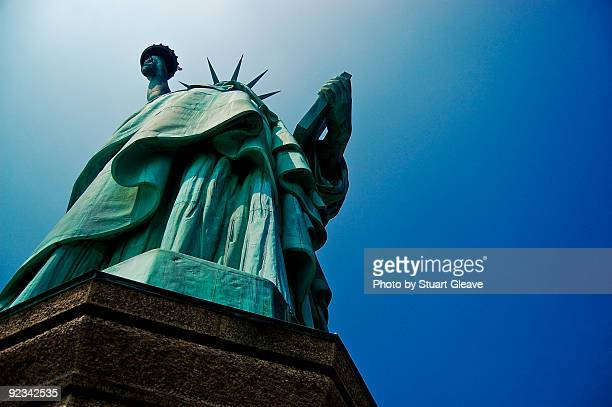 The Statue of Liberty (form below)