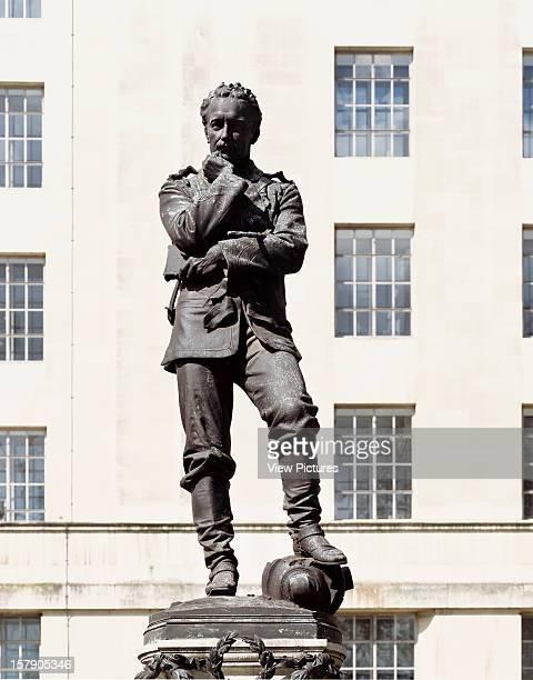 The Statues Of LondonUnited Kingdom Architect London The Statues Of London Book General Charles Gordon By Sir Hamo Thornycroft Material Bronze...