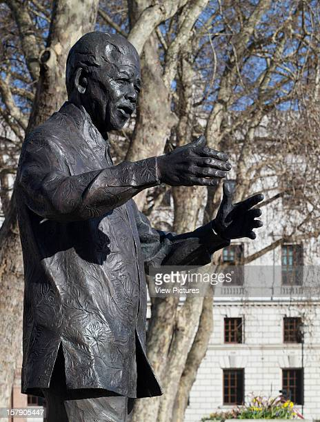 The Statues Of LondonUnited Kingdom Architect London The Statues Of London Book Nelson Mandela By Ian Walters Material Bronze Unveiled 2007 Location...