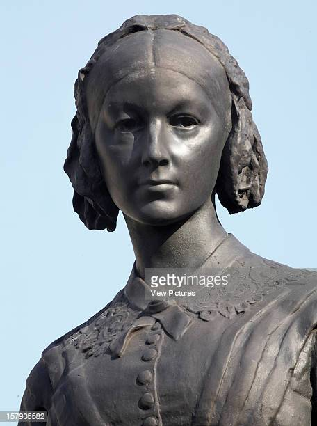 The Statues Of LondonUnited Kingdom Architect London The Statues Of London Book Florence Nightingale By Arthur Walker Material Bronze Unveiled 1915...