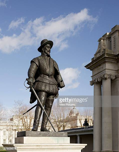 The Statues Of LondonUnited Kingdom Architect London The Statues Of London Book Sir Water Raleigh By William Mcmillan Material Bronze Unveiled 1959...