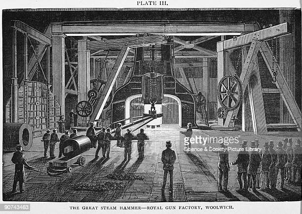 The steam hammer was patented by the Scottish engineer and inventor James Nasmyth in 1842 It took the human effort out of the process of forging...