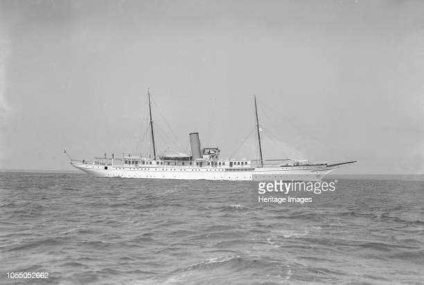 The steam yacht 'Glencairn' 1912 'Liberty' was designed by G L Watson Co and launched by Ramage Ferguson Ltd at Leith on 5 December 1907 She was...