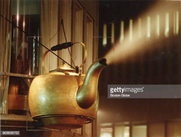 The Steaming Kettle in Government Center in Boston Dec 11 1989