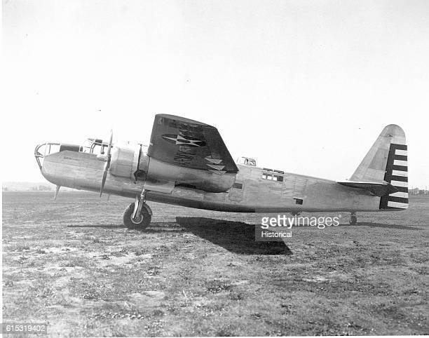 The Stearman X100 was a prototype aircraft designed for the Army Air Corps in the late 1930s While the Army chose not to order any of the attack...