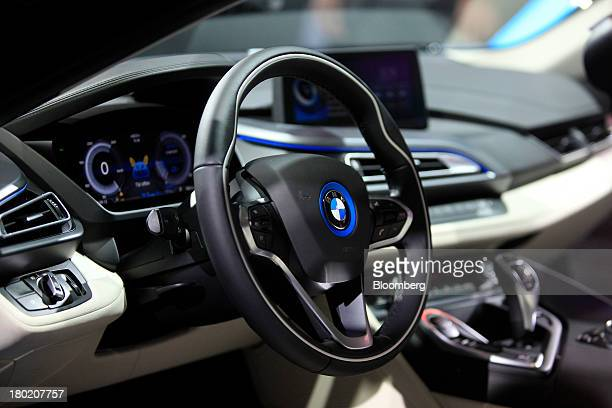 Bmw I8 Stock Photos And Pictures Getty Images
