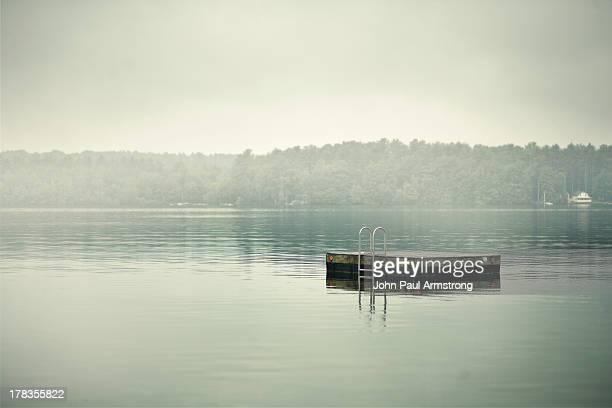 The stillness recalls what is forgotten