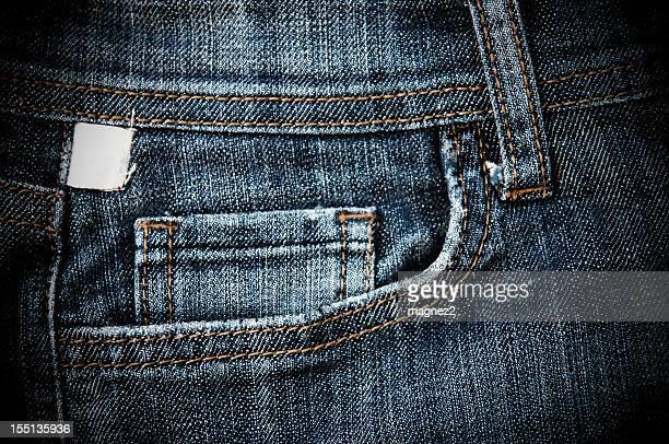 フロントポケットジーンズ