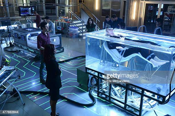 STITCHERS 'The Stitcher in the Rye' Kirsten stitches into the chaotic memories of a conspiracy theorist in an allnew episode of 'Stitchers' airing...