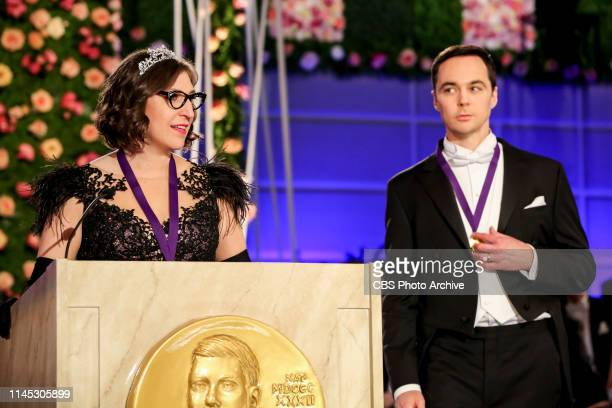 The Stockholm Syndrome Pictured Amy Farrah Fowler and Sheldon Cooper Bernadette and Wolowitz leave their kids for the first time Penny and Leonard...