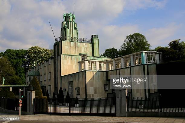 The Stoclet Palace is a private mansion built by architect Josef Hoffmann between 1905 and 1911 in Brussels, Belgium, for banker and art lover...