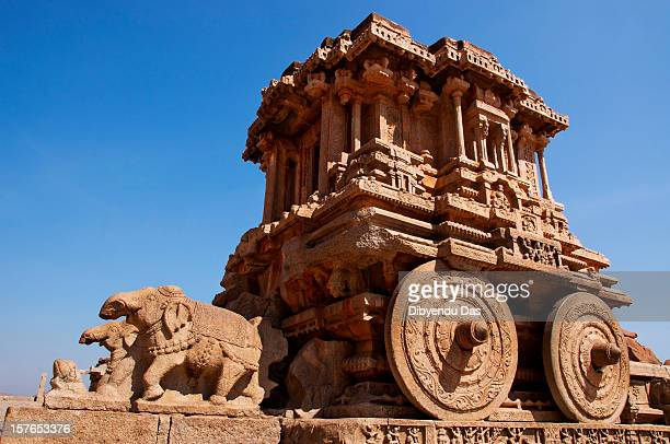 The Stone Chariot Hampi, Karnataka