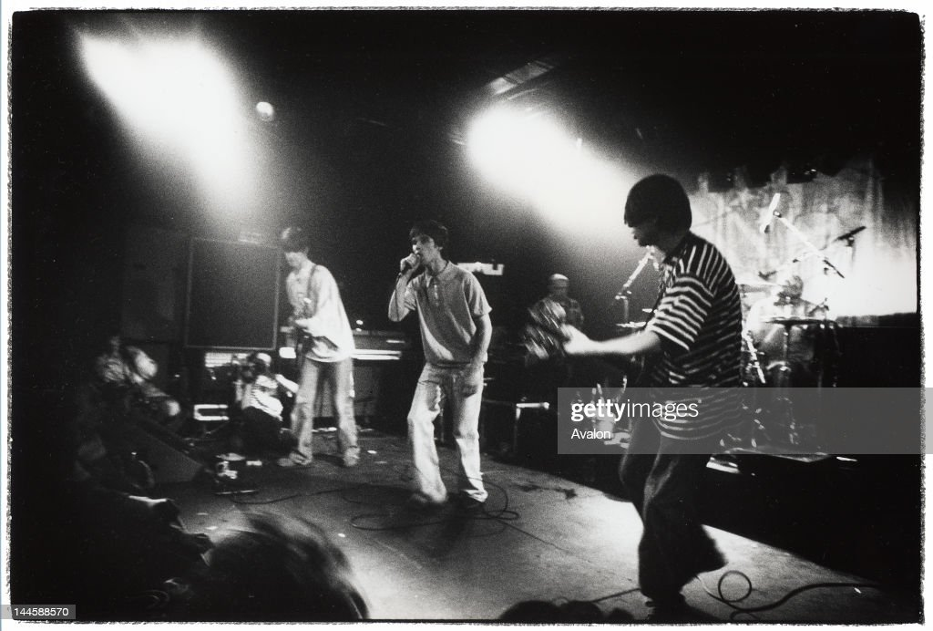 The Stone Roses - Live : News Photo