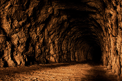 The stone secret cave inside 1088221208