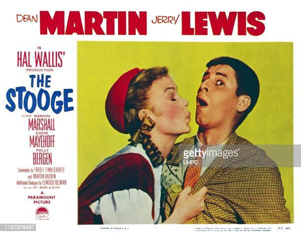 Marion Marshall Jerry Lewis 1952
