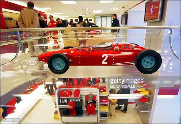 The Store sells a wide range of Ferrari brand products as well as exclusive memorabilia from the world of Formula 1 and the World...