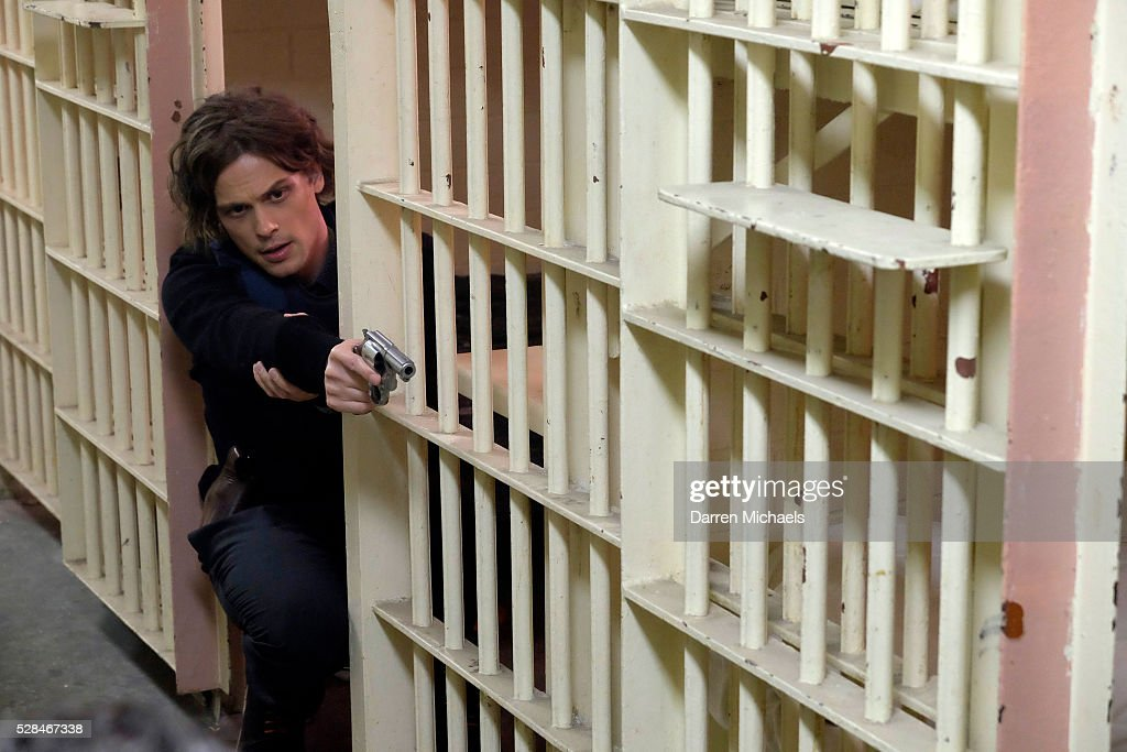 MINDS - 'The Storm' - The BAU is shocked when SWAT apprehends Hotch (Thomas Gibson) and accuses him of conspiracy. As the team scrambles to prove his innocence, they suspect a larger plot is on the horizon, on CRIMINAL MINDS, Wednesday May 4, 9:00-10:00. MATTHEW
