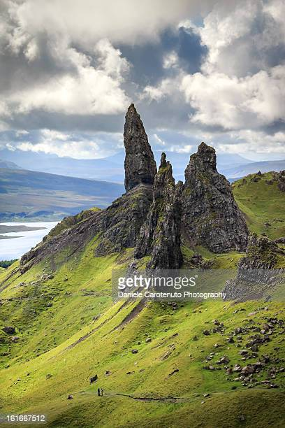 the storr - daniele carotenuto stock pictures, royalty-free photos & images