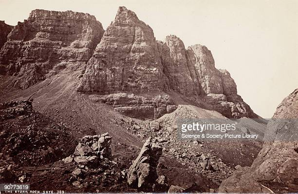 The Storr Rock on the Isle of Skye stands at 71872 metres In front of the Storr a large pinnacleshaped formation can be seen This rock known as the...