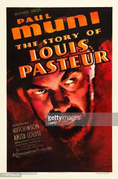 The Story Of Louis Pasteur poster Paul Muni 1936