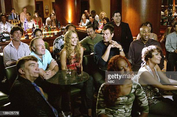 LAS VEGAS The Story of Owe Episode 3 Pictured James Caan as Ed Deline Molly Sims as Delinda Deline Josh Duhamel as Danny McCoy James Lesure as Mike...