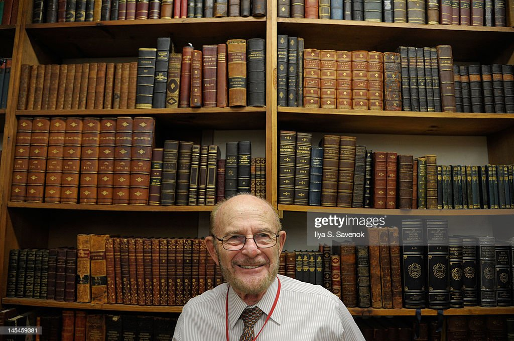 The Strand owner Fred Bass attends The Strand Bookstore's 85th Birthday Celebration at Strand Bookstore on May 30, 2012 in New York City.