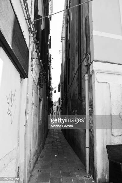 the streets in venice - monica prieto fotografías e imágenes de stock