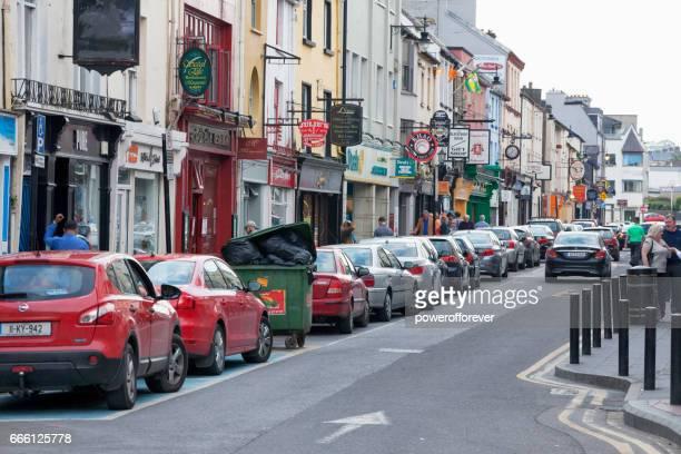 The Streets of Killarney in County Kerry, Ireland