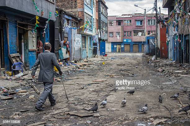 The streets of the Bronx were the largest openair drug market where the buildings look like a war zone police sweep through one of Bogota's most...