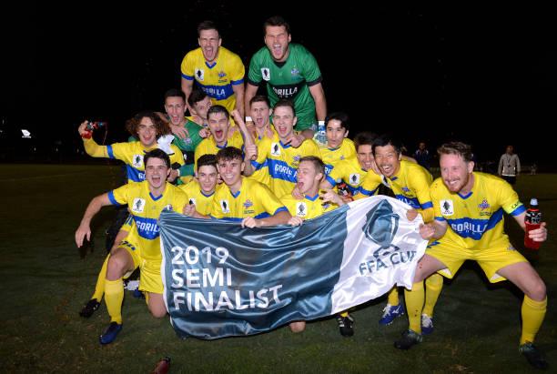 AUS: FFA Cup 2019 Quarter Finals – Brisbane Strikers v Moreland Zebras FC