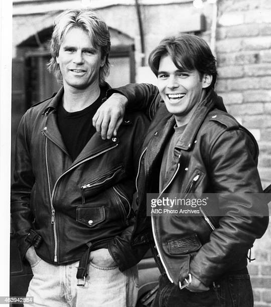 MACGYVER The Stringer Airdate February 3 1992 JAMES