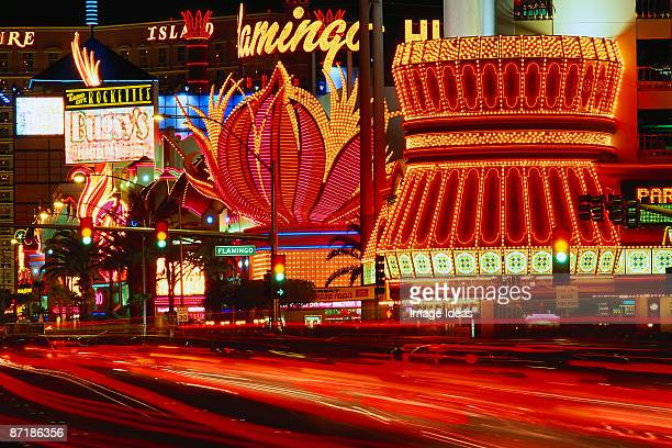 the strip, las vegas, nv - nevada stock pictures, royalty-free photos & images