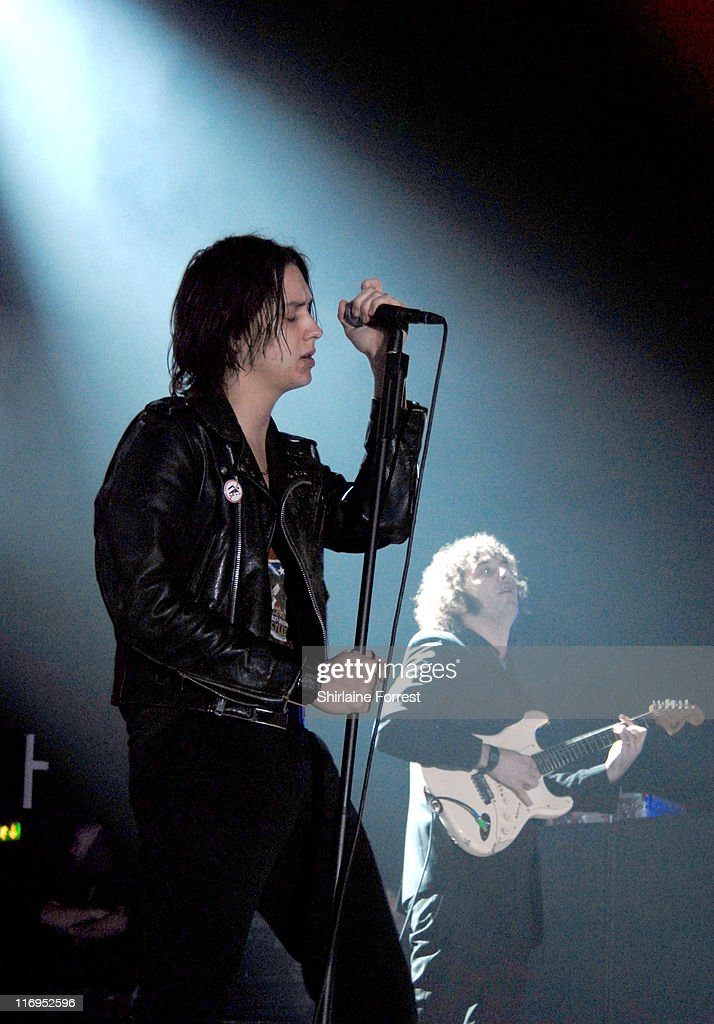 The Strokes in Concert at The Manchester Apollo - January 30, 2006