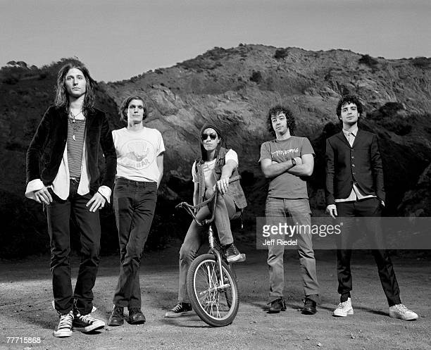 The Strokes The Strokes by Jeff Riedel The Strokes Blender April 1 2006
