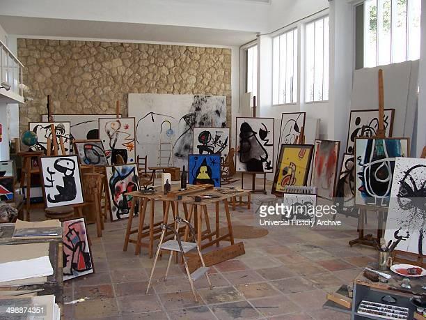 The studio of Joan Miro Palma Majorca 2006