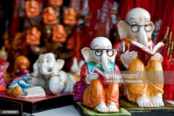 the studious gang - hindu god stock photos and pictures