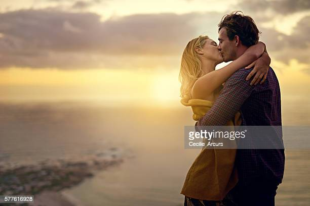 the stuff romance novels are made of - kissing stock pictures, royalty-free photos & images