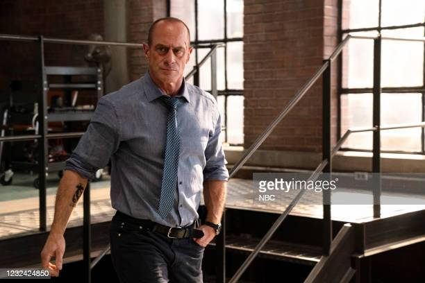"""The Stuff That Dreams Are Made Of"""" Episode 104 -- Pictured: Christopher Meloni as Detective Elliot Stabler --"""