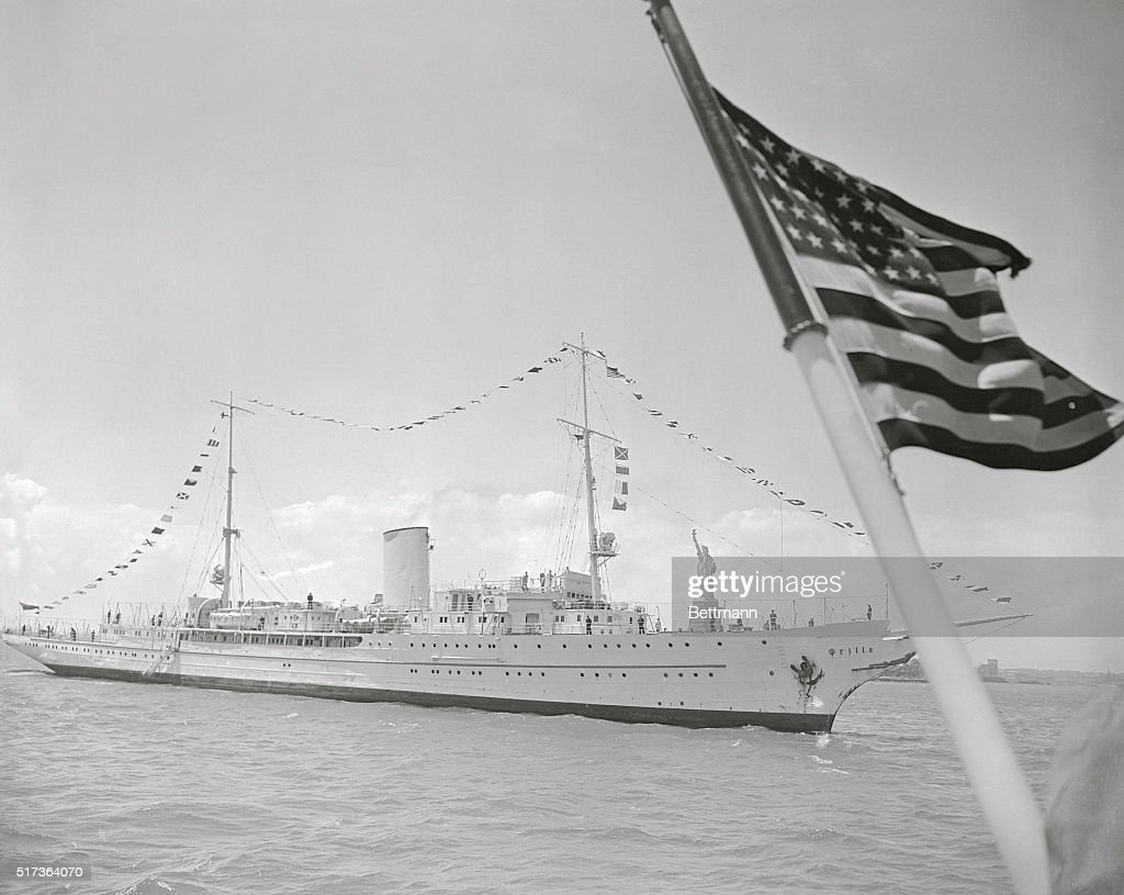 Adolf Hitlers Yacht Pictures Getty Images