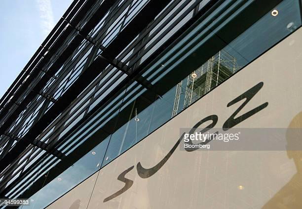 The Suez headquarters are seen in Paris, France, Friday, June 23, 2006.