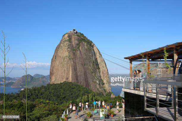 The Sugar Loaf is one of the main tourist attractions of Rio de Janeiro and receives thousands of tourists daily To get to the top of the hill of...